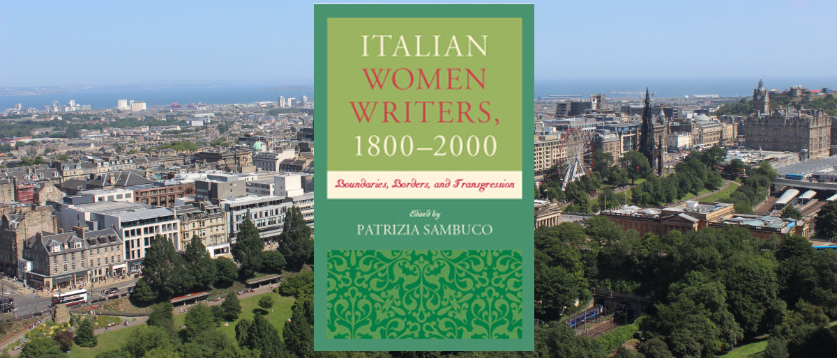Permalink to: Italian Women Writers, 1800-2000: Boundaries, Borders, and Transgression.